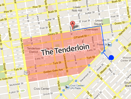 location-of-sf-tenderloin